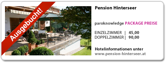 Pension Hinterseer