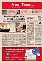 Perio Tribune 12-2013 Ankündigung - paroknoweldge 2014, Kitzbühel